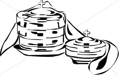 Communion clipart black and white 1 » Clipart Station.