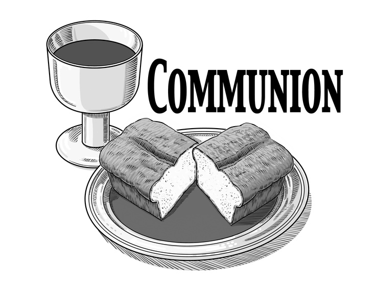 Communion clipart black and white 3 » Clipart Station.