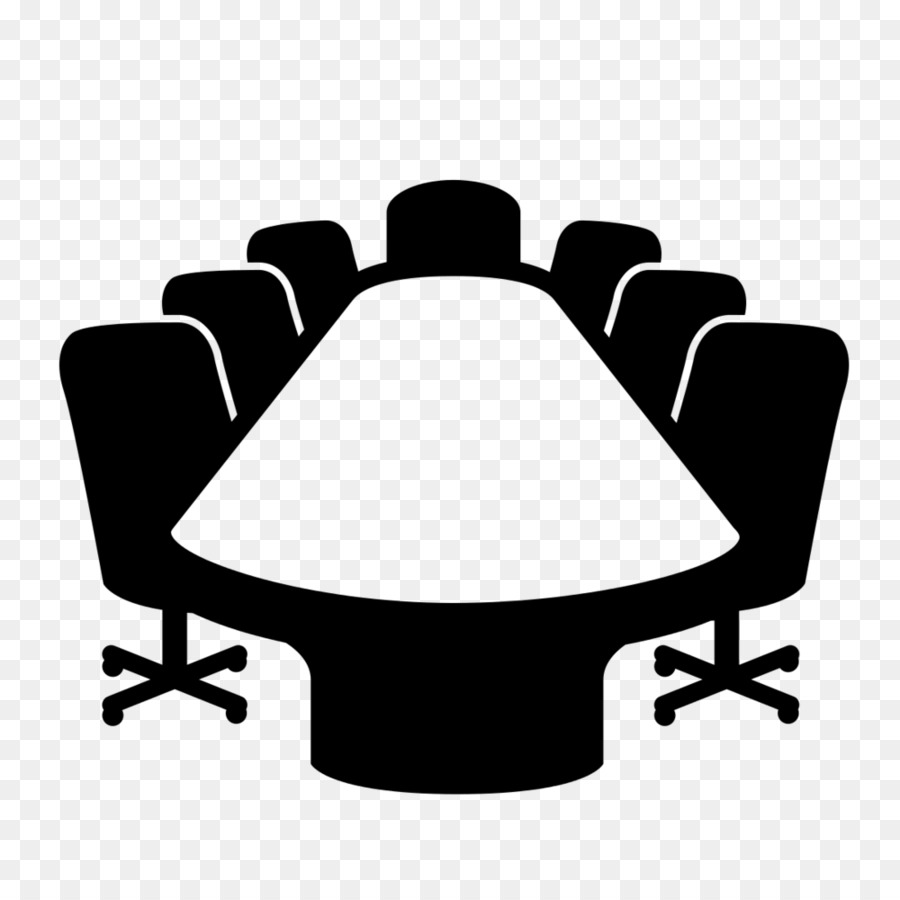 Conference clipart black and white, Conference black and.