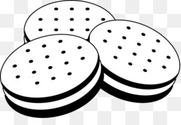 Biscuit Png Black And White & Free Biscuit Black And White.png.