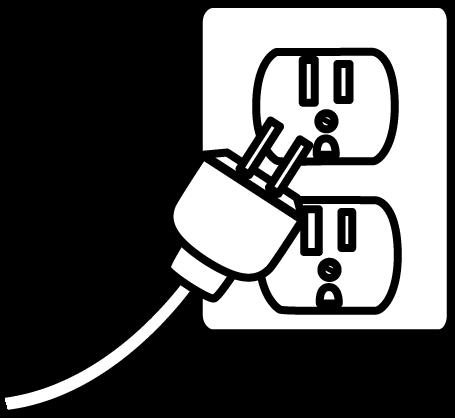 Plug Plugs Power Cord Cords Clipart.