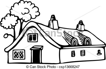 Country clipart black and white » Clipart Station.