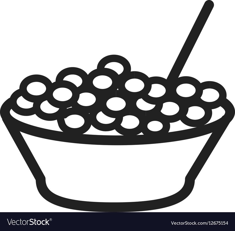 Bowl of Cranberries.