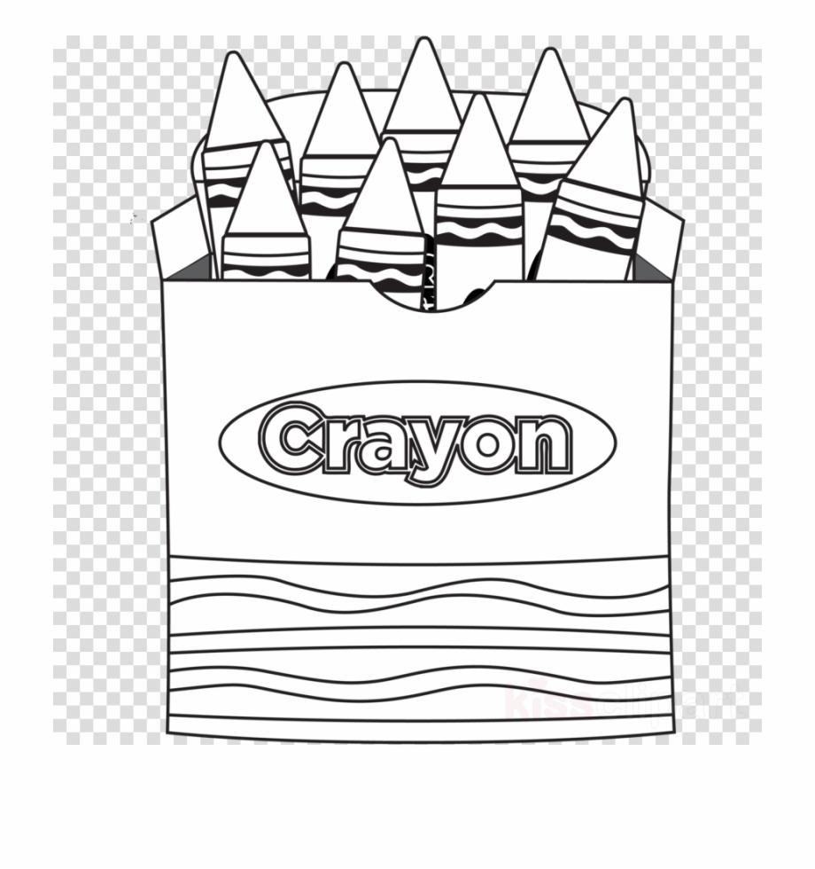 Crayon Clipart Crayon Coloring Book Clip Art.
