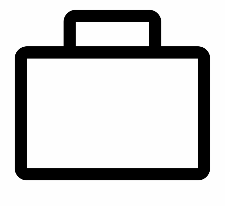 Free Briefcase Clipart Black And White, Download Free Clip.