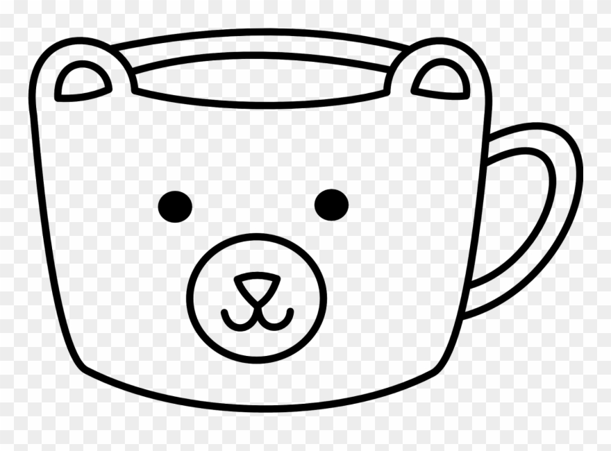 I Have Made A Whole Series Of Coffee Cup Critters In Clipart.