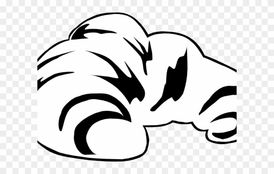 Croissant Clipart Black And White.