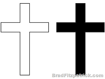 Free Black Cross Cliparts, Download Free Clip Art, Free Clip.