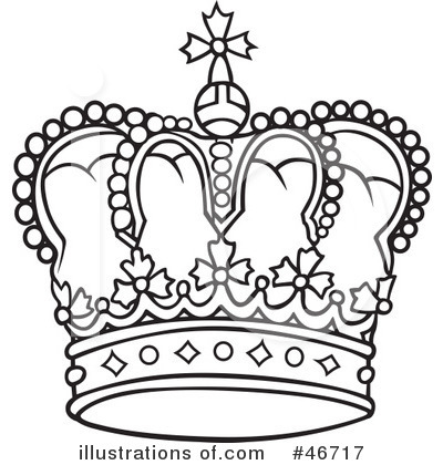 31+ Crown Clipart Black And White.