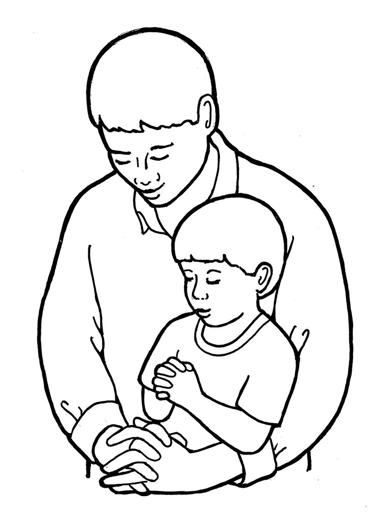 Free Dad Clipart Black And White, Download Free Clip Art.