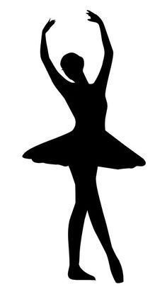 Free Ballet Clipart Black And White, Download Free Clip Art.