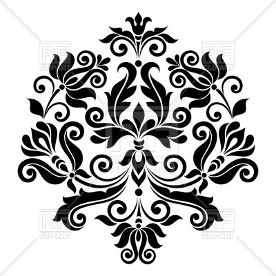 Design Clipart Black And White.