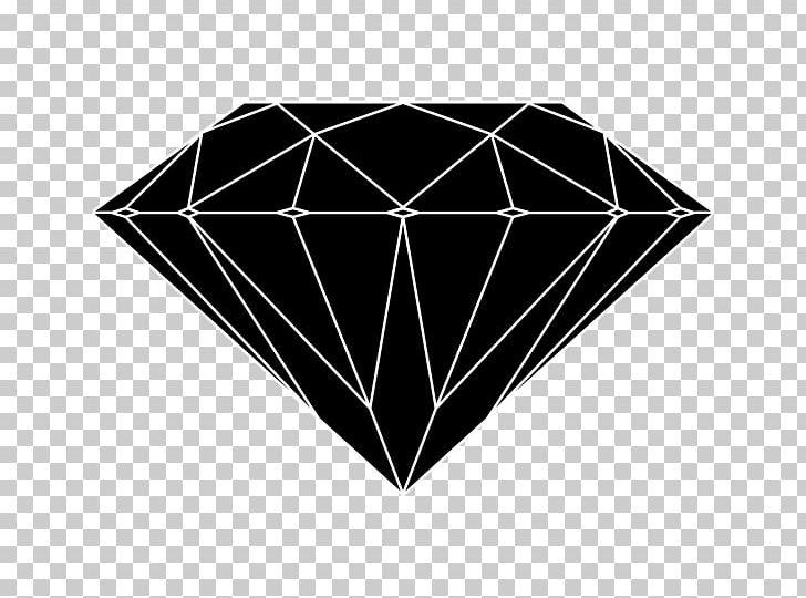 Diamond Silhouette Stock Photography PNG, Clipart, Angle, Black.