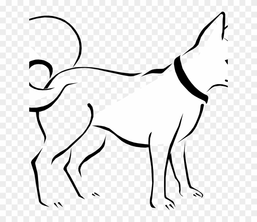 Dog Clipart Black And White Dog Black And White Clip.