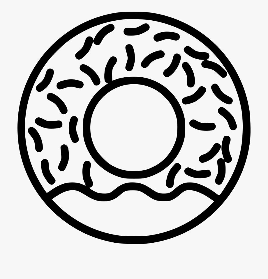 Doughnut Free Clipart.