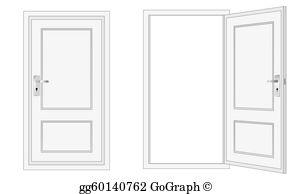 Door Clip Art.