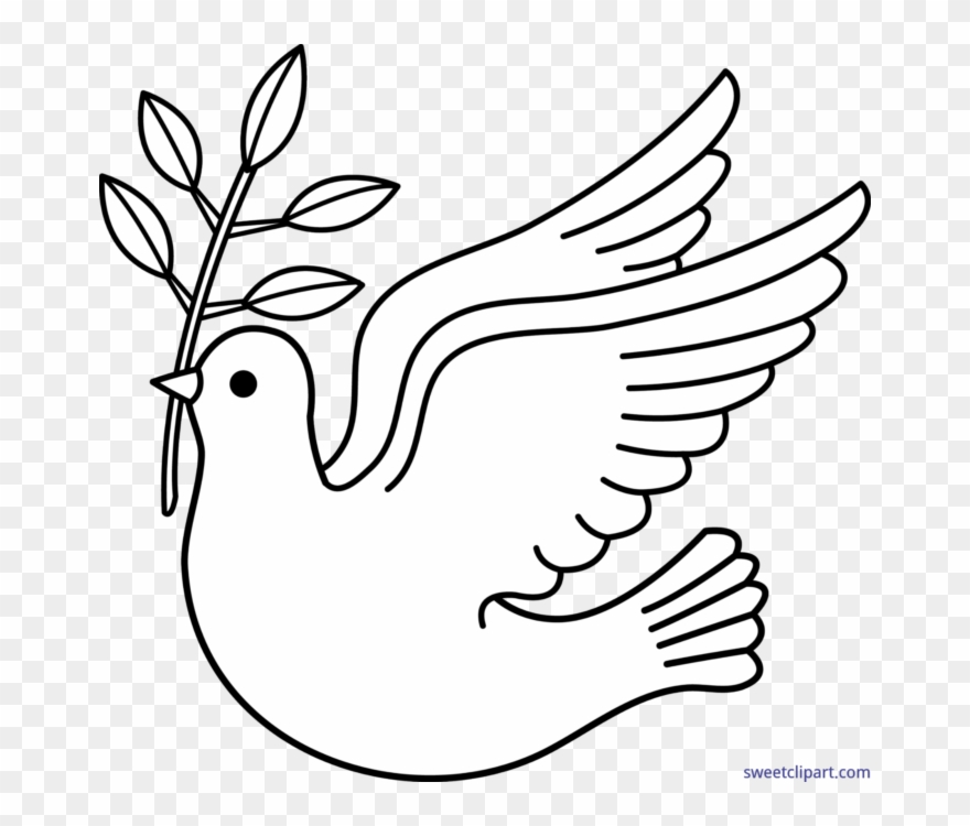 Peace Dove Clipart Peanuts.