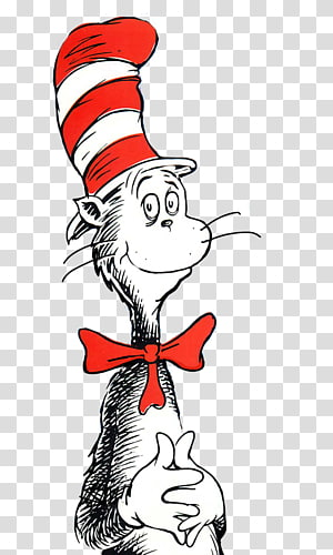 Dr Seuss transparent background PNG cliparts free download.