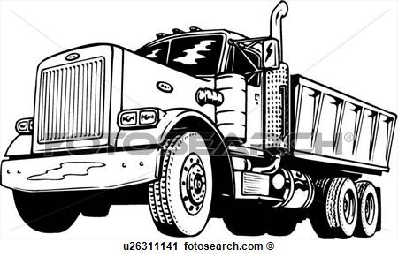Garbage Truck Vector Art at GetDrawings.com.