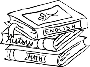Free Education Clipart Black And White, Download Free Clip.