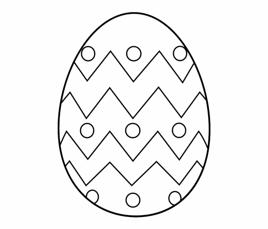 Free Egg Free Clip Art Of Egg Clipart Black And White.