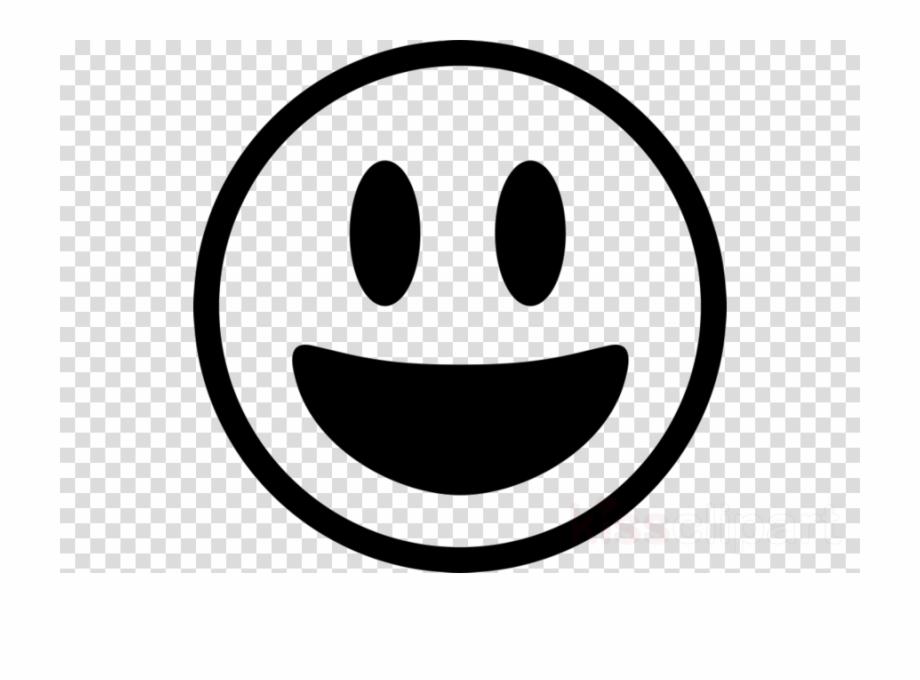 Free Emoji Clip Art Black And White, Download Free Clip Art.