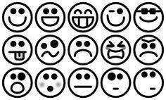 Emoji Clipart Black And White Free.