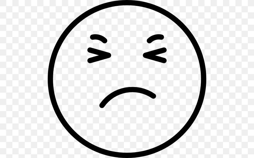 Emoticon Anger Smiley Clip Art, PNG, 512x512px, Emoticon.