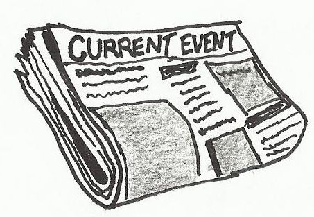 Current Events Clipart.