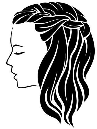 47,760 Black Woman Face Cliparts, Stock Vector And Royalty Free.