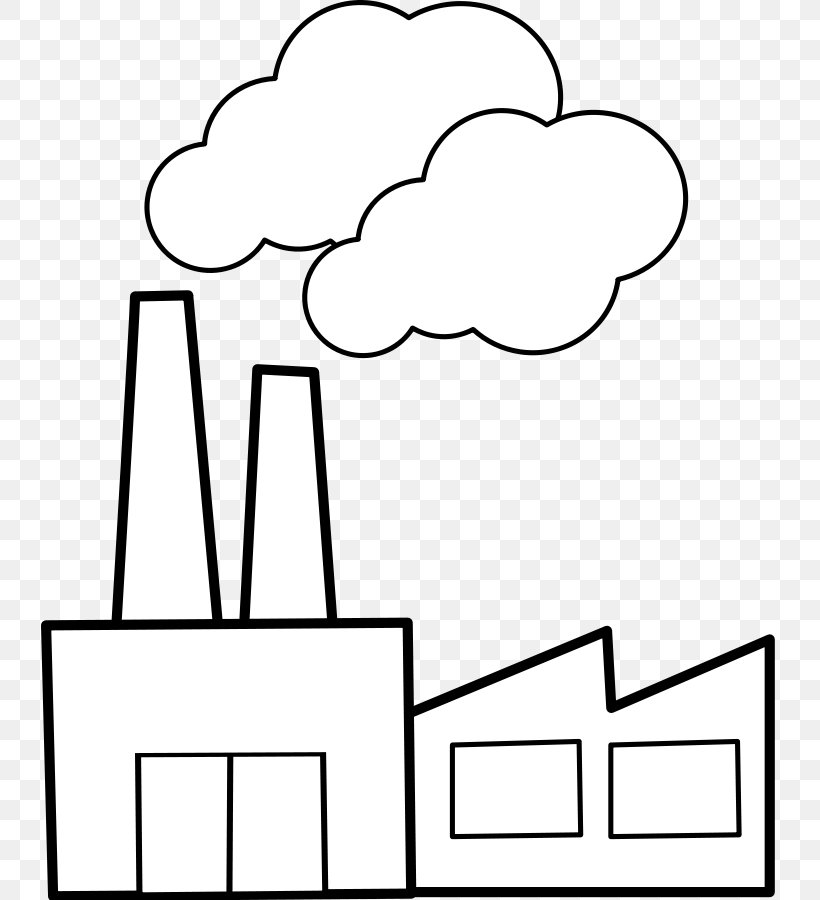Factory Industrial Revolution Clip Art, PNG, 737x900px.