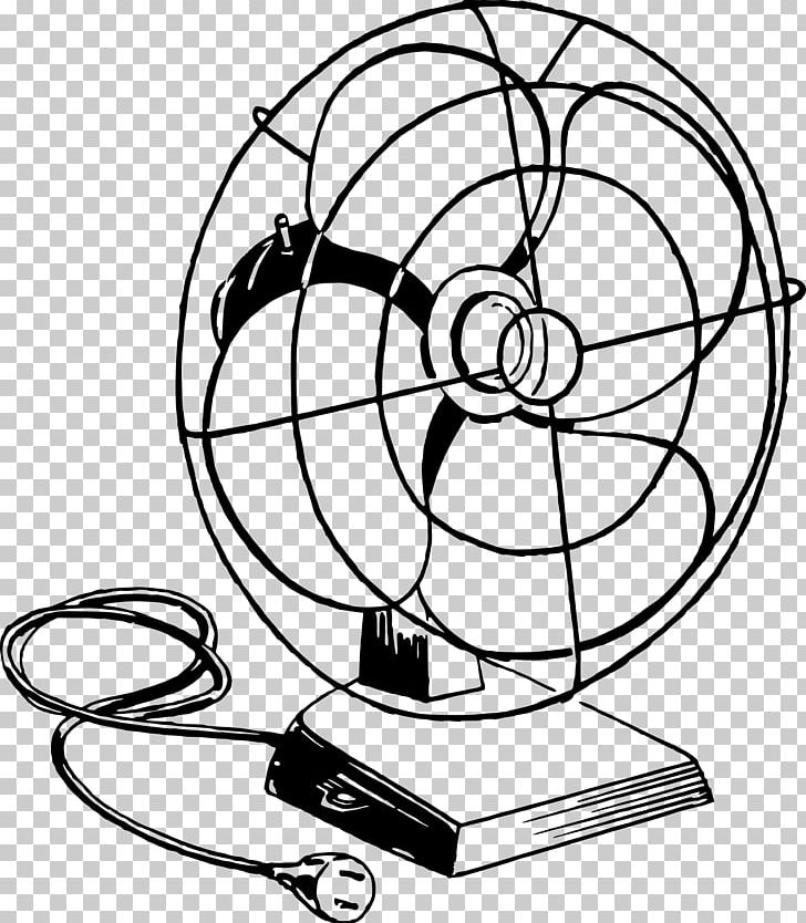 Hand Fan Drawing PNG, Clipart, Area, Black And White.