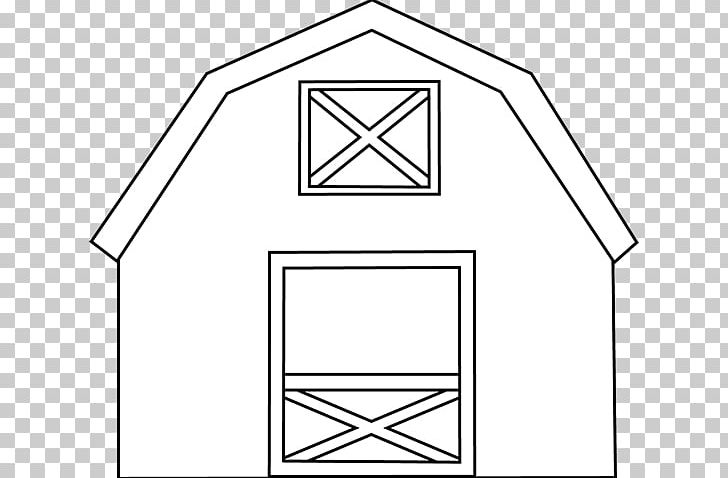 Black And White Farm Barn PNG, Clipart, Angle, Area, Barn.