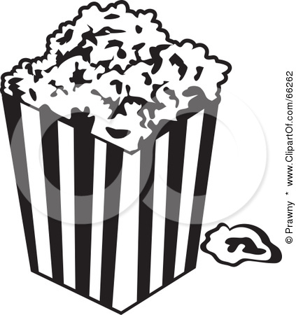 Movie Theater Clipart Black And White.