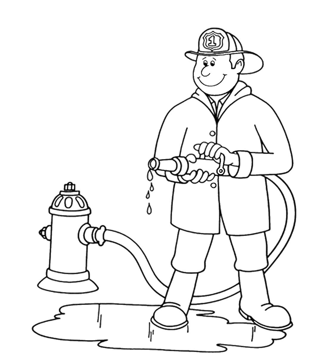 Free Firefighter Cliparts Black, Download Free Clip Art, Free Clip.
