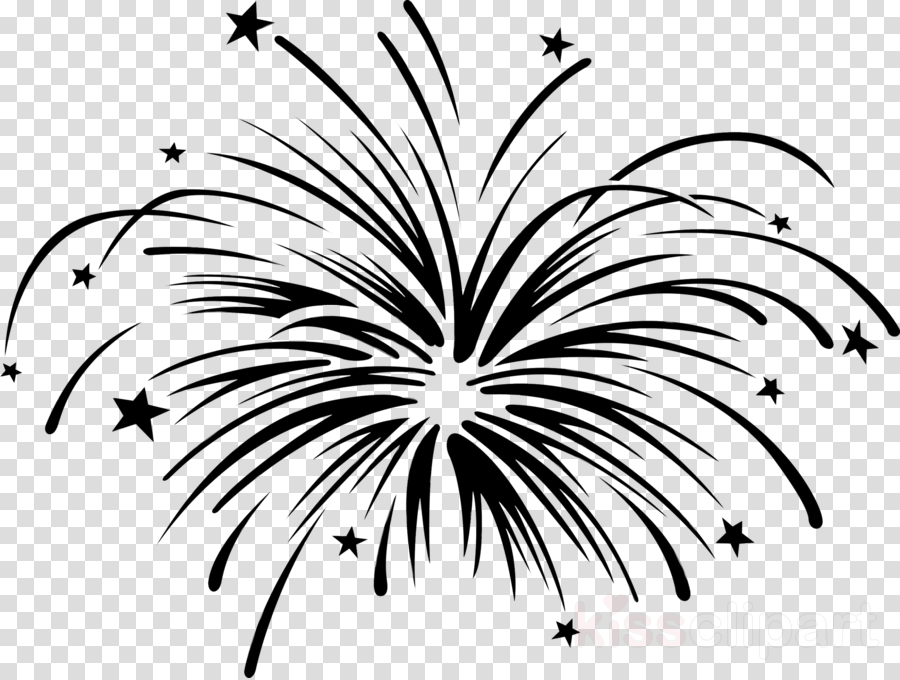 New Year Tree Drawing clipart.
