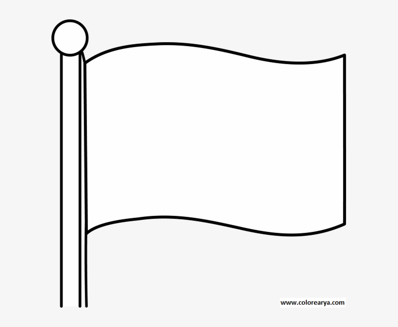 Splendid Ideas Blank Flags To Color World Com Flag.