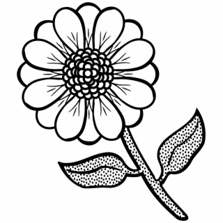 Free White Flower Clipart PNG Image, Transparent White Flower.