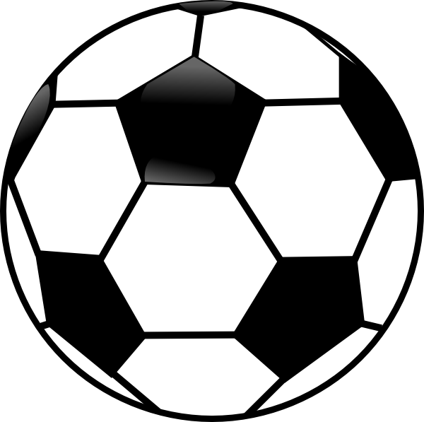 Black And White Football Clipart & Black And White Football Clip.