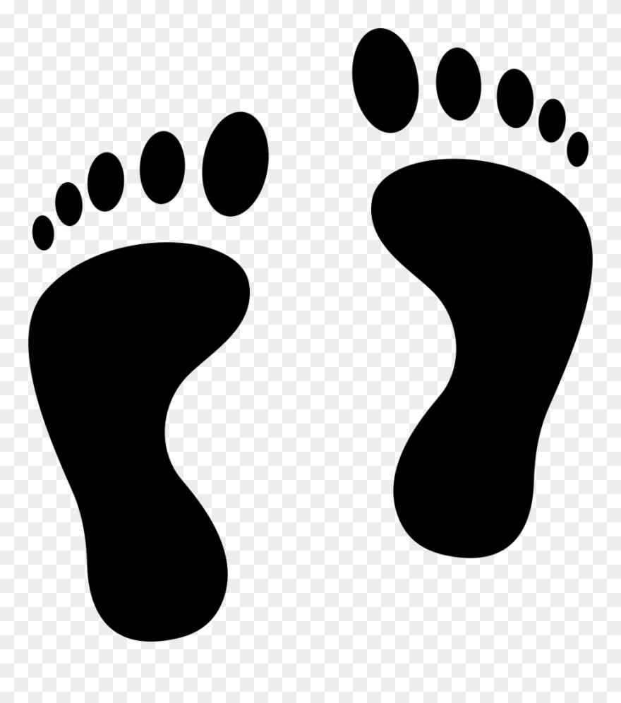 Footprint Clipart Alien.