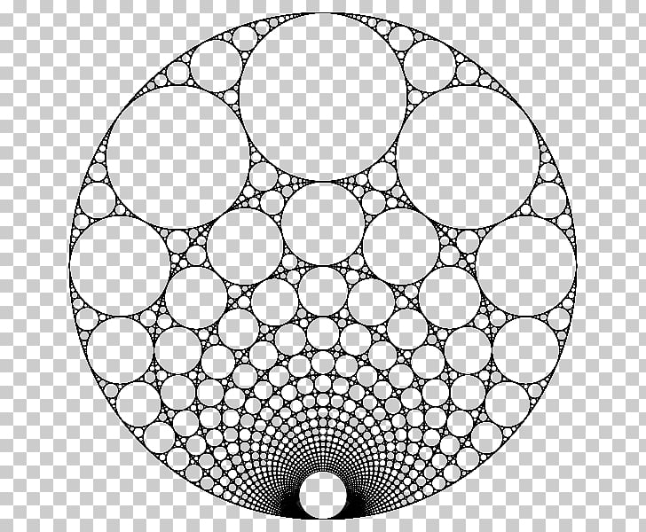 The Fractal Geometry of Nature Fractal art Apollonian gasket.