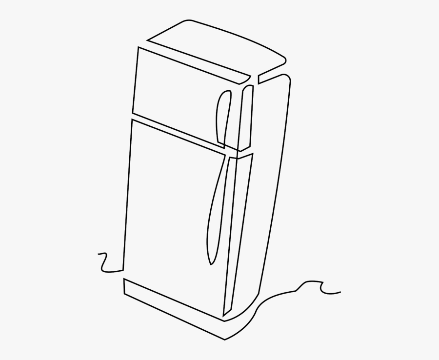 Refrigerator Kitchen Clipart.