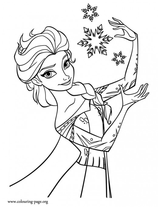 Free Anna Frozen Black And White, Download Free Clip Art.