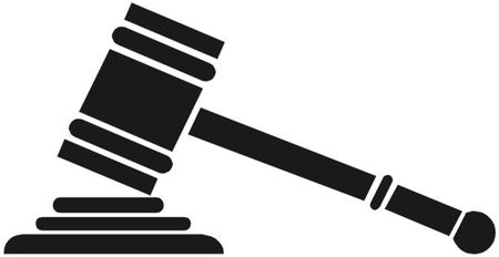 Free Gavel Black And White, Download Free Clip Art, Free.