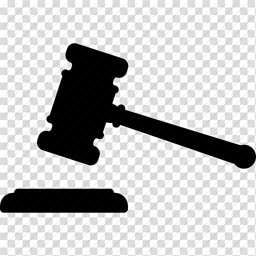 Black gavel illustration, Gavel Computer Icons Judge Hammer.