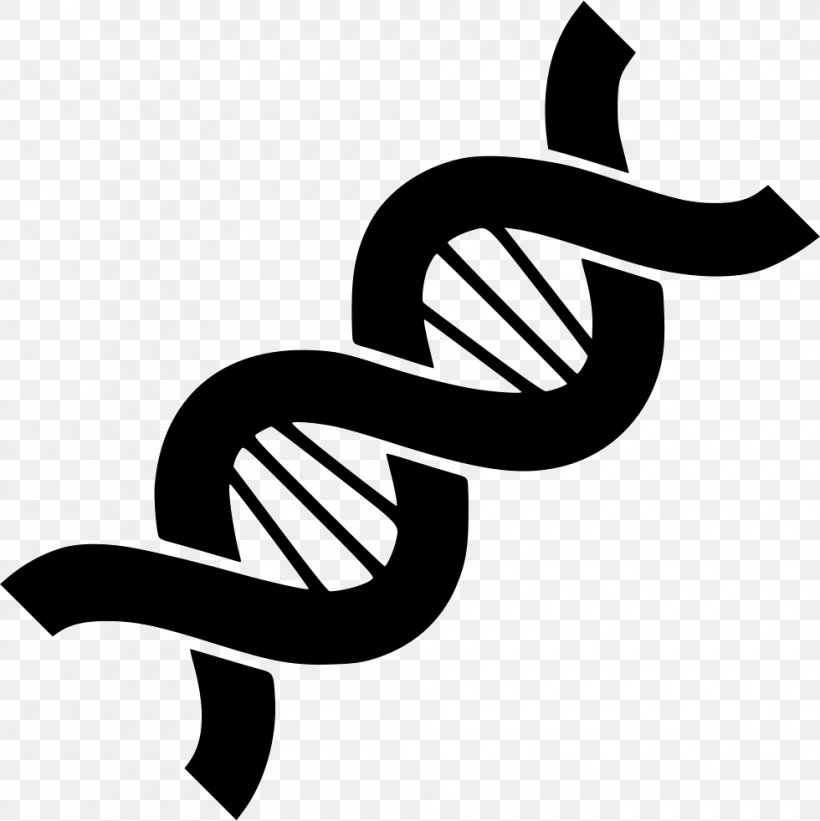 Genetics DNA, PNG, 980x982px, Genetics, Artwork, Black And.