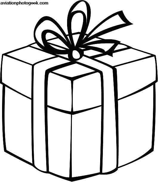 Presents Clipart Black And White (100+ images in Collection) Page 1.