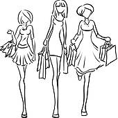 Girlfriends clipart 3 » Clipart Station.