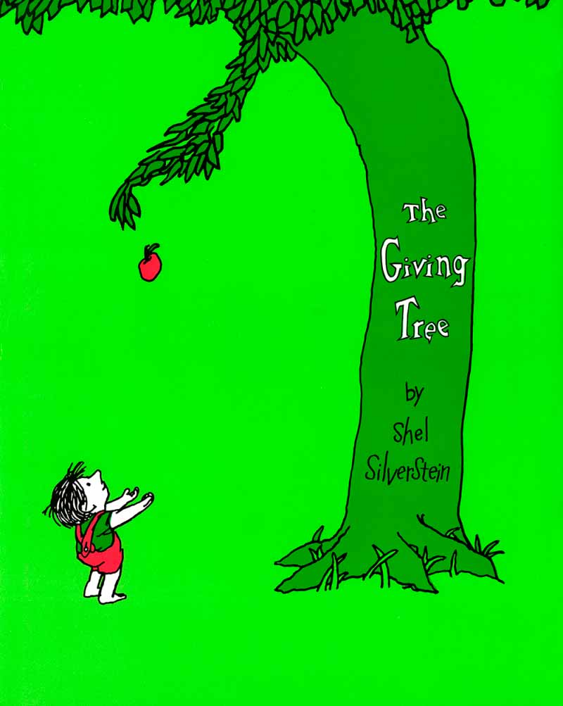 The Giving Tree Clipart.