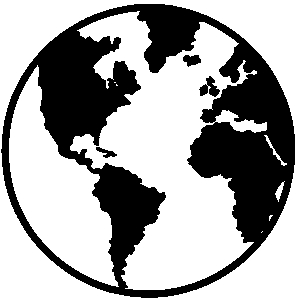 Black and white globe clipart clipground globe black and white world free earth and globe clipart gumiabroncs Choice Image